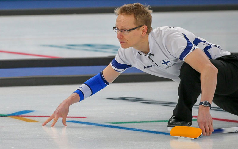 Art of the Curling Spinner