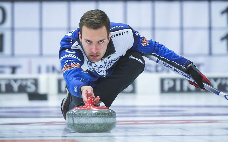 Bottcher Facing Koe in Banff Semifinal