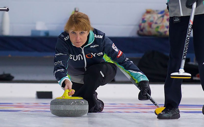 Robertson wins Manitoba Scotties berth