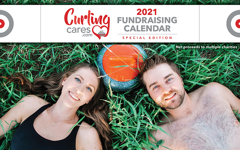 2021 CURLING CARES CALENDAR NOW AVAILABLE