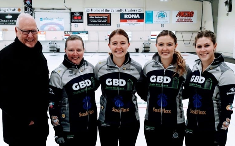 Howard, Holland go undefeated to win Sask Tour Stops