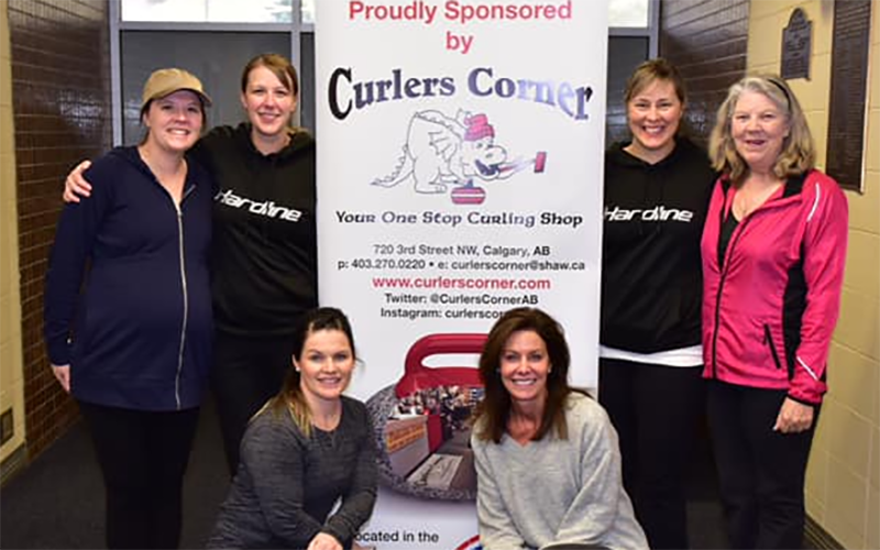 A Family Affair at Curlers Corner