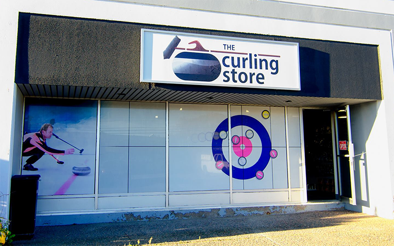 For Love of the Game at The Curling Store