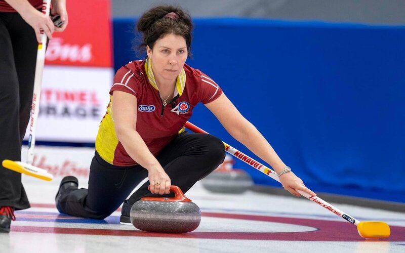 Lori Eddy Reflects on 2021 Scotties Experience
