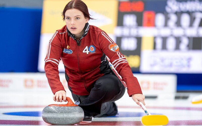 2021 Scotties a Dream Come True for Rookies