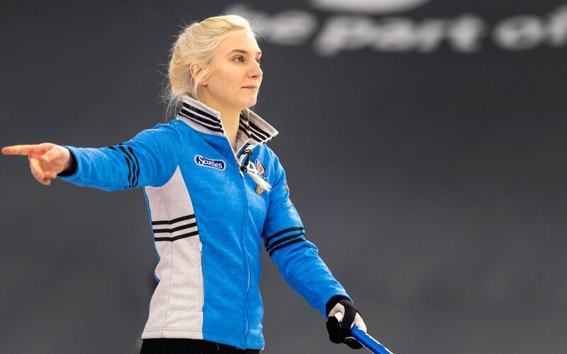 Former Junior Curlers Finding Their Way at Scotties