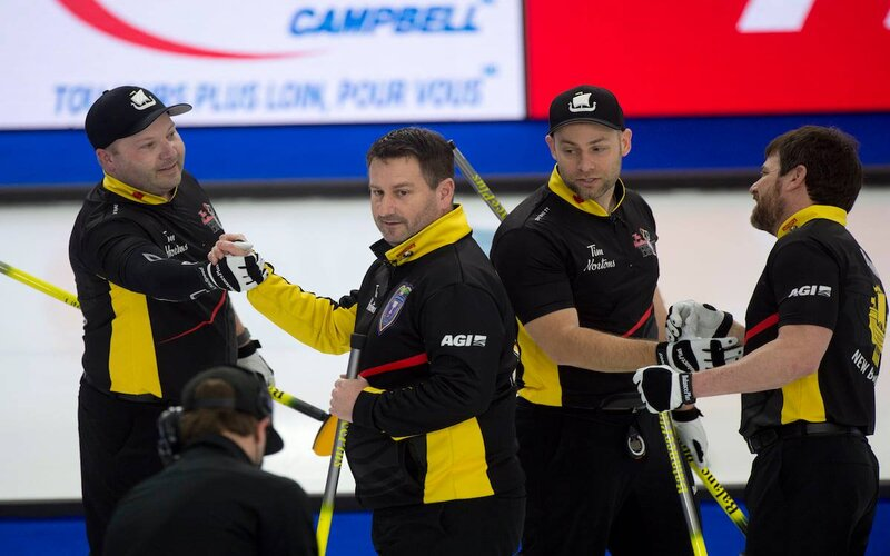 New Brunswick off to Strong Start at 2021 Brier