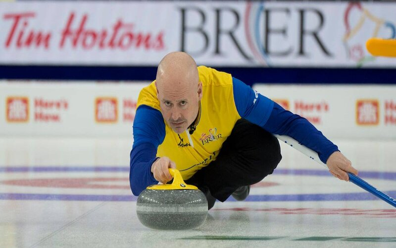 Bubble Life Exceeding Expectations for Curlers at Brier