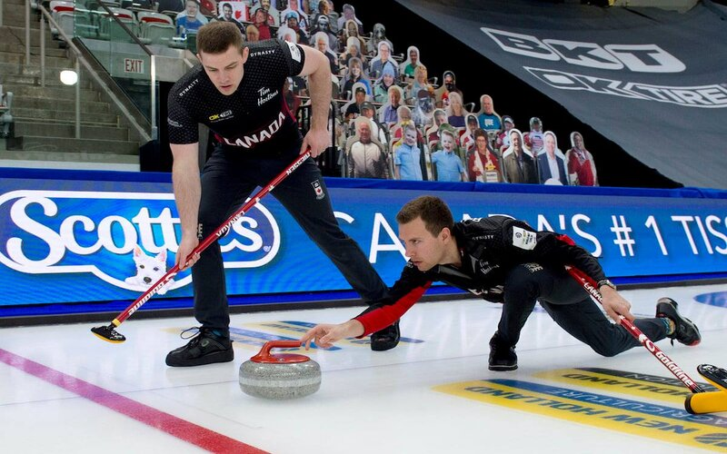 Team Canada off to Strong Start at Men's Worlds