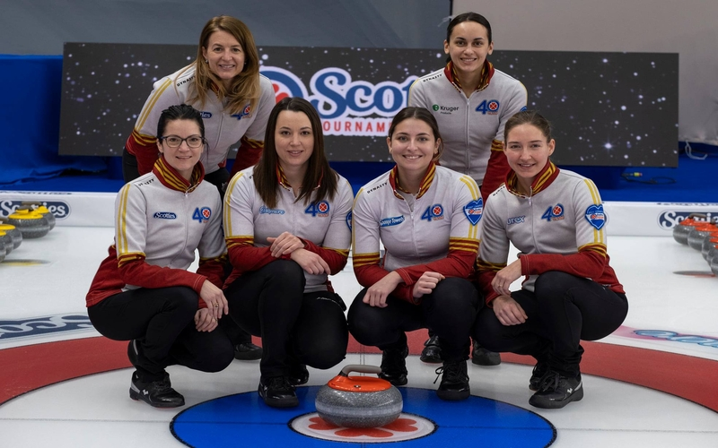 2021 Worlds a Long Time Coming for Team Einarson