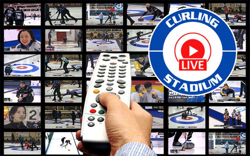 CurlingZone Launches Curling Stadium Streaming Platform