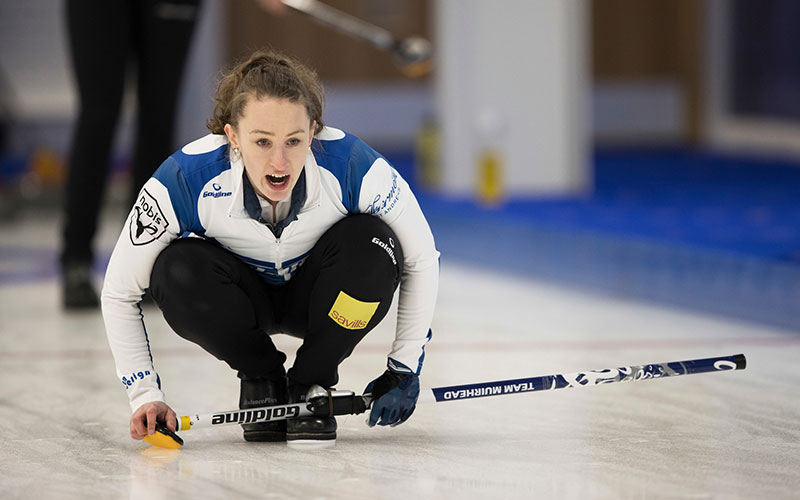 WORLD'S BEST CURLERS AT INAUGURAL EURO SUPER SERIES IN STIRLING