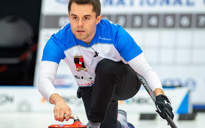 DUNNAM, RHYME WIN US OPEN CONTENDER TITLES AS CURLING STADIUM DEBUTS ALL-SHEETS COVERAGE