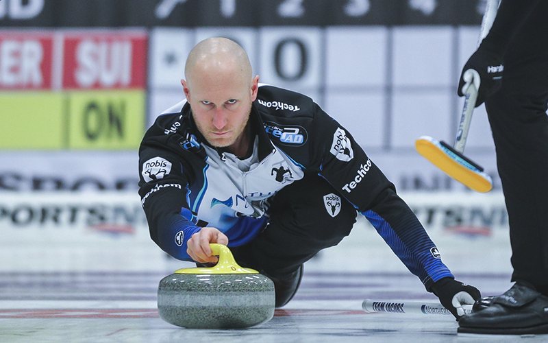 JACOBS TOP-SEED INTO OAKVILLE LABOUR DAY PLAYOFFS
