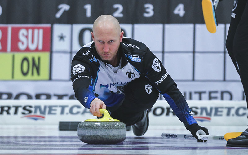 JACOBS CONTINUES EARLY SEASON ROLL INTO OAKVILLE TANKARD QUARTERS