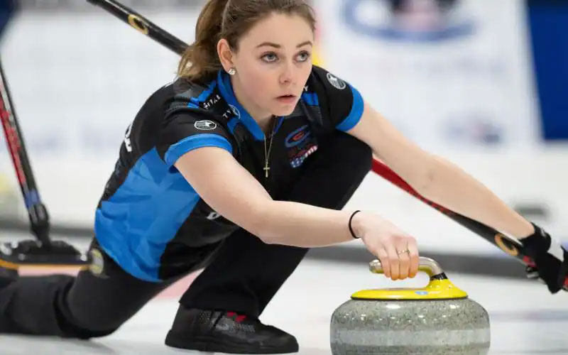 BEAR BOOKS PLACE INTO US OLYMPIC CURLING TRIALS