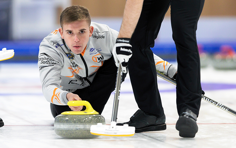 Whyte Aims to Build On Early Momentum at KW Fall Classic