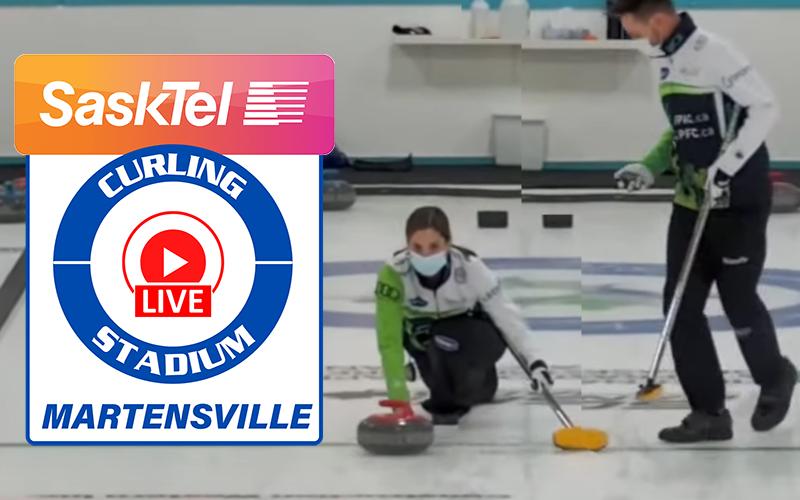 SaskTel Powering Curling Stadium