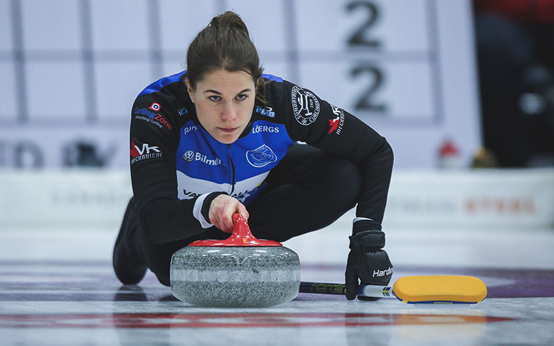 Hasselborg Prevails Over Jones on GSOC Masters B-Side