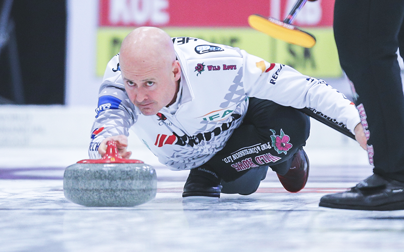 Koe On Form Early in Olympic Season