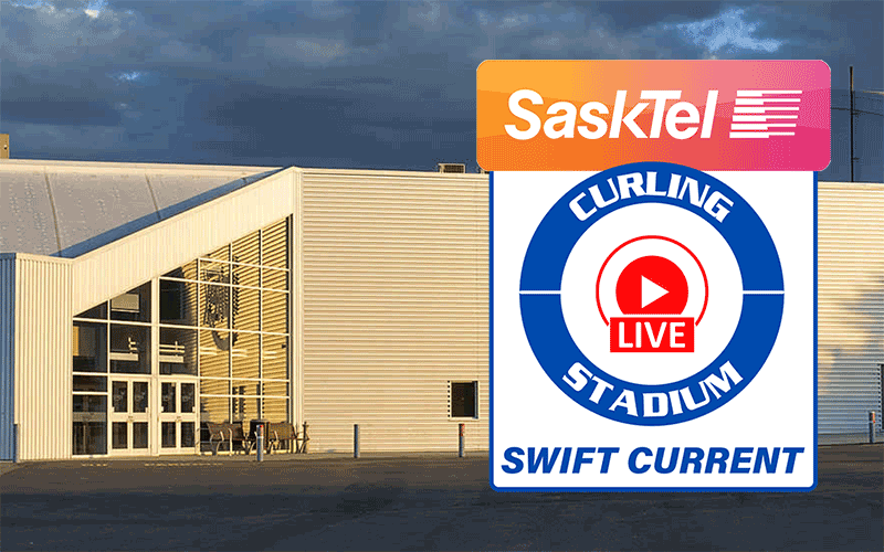 SASKTEL POWERS CURLING STADIUM SWIFT CURRENT